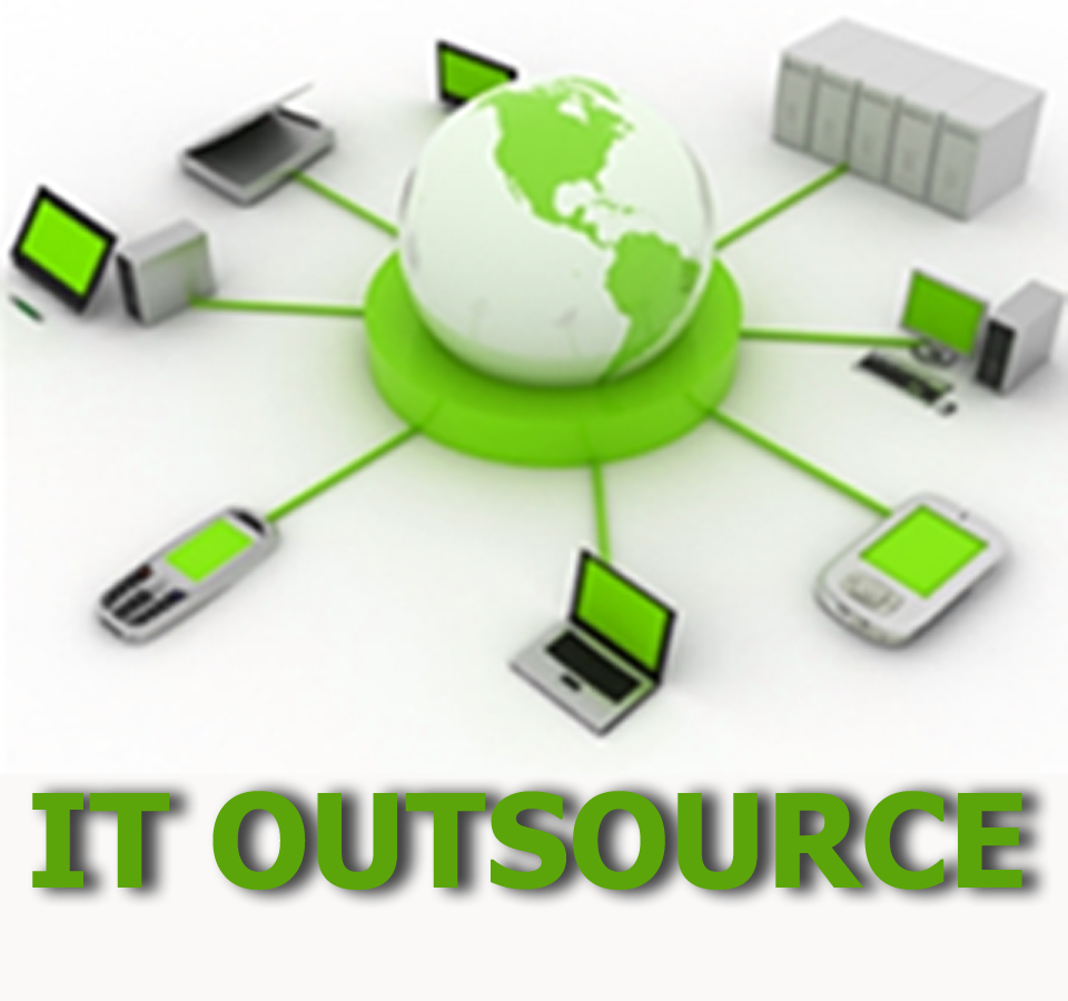 IT Outsource Graphic
