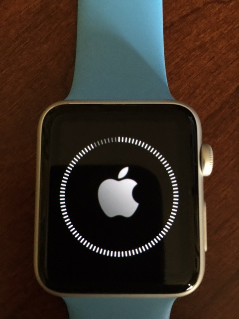 Apple Watch 1.01 Update